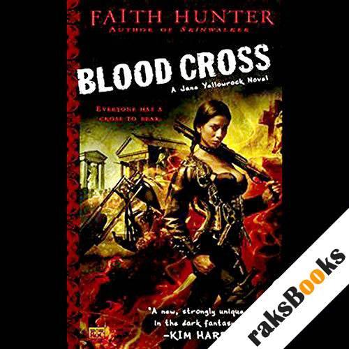 Blood Cross audiobook cover art