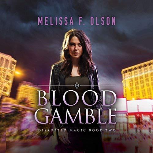 Blood Gamble audiobook cover art