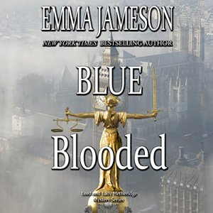 Blue Blooded audiobook cover art