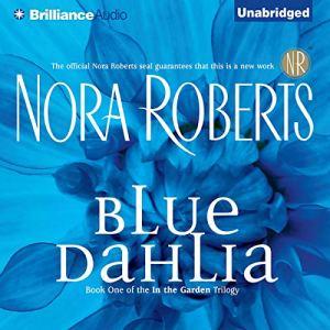 Blue Dahlia audiobook cover art