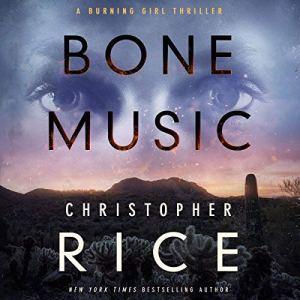 Bone Music audiobook cover art