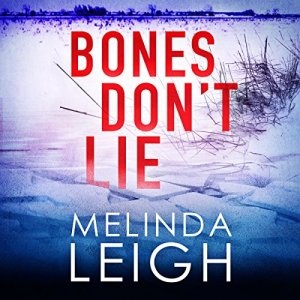 Bones Don't Lie audiobook cover art
