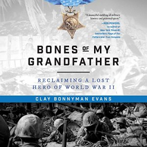 Bones of My Grandfather audiobook cover art
