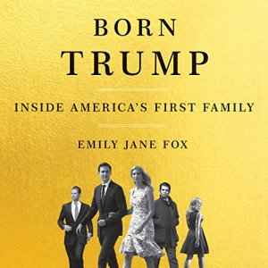 Born Trump audiobook cover art