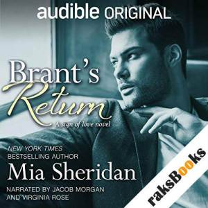 Brant's Return audiobook cover art