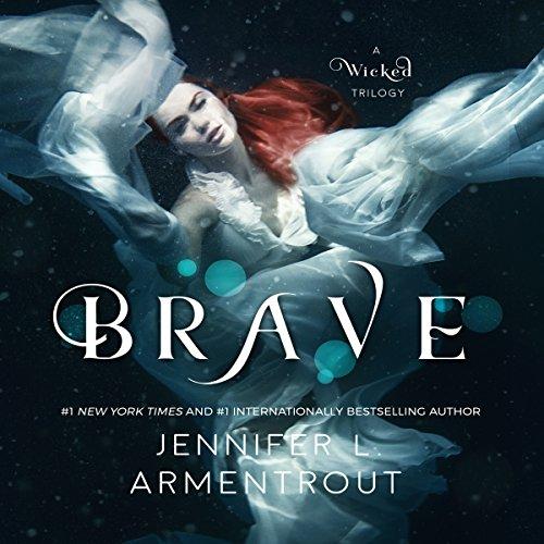 Brave audiobook cover art