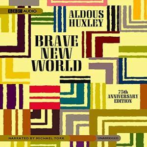 Brave New World audiobook cover art