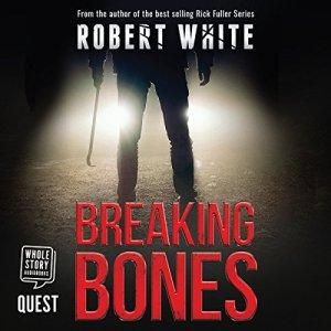 Breaking Bones audiobook cover art