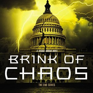 Brink of Chaos audiobook cover art