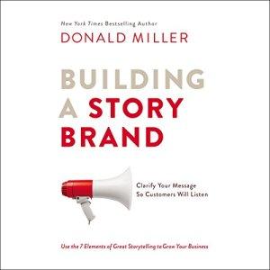 Building a StoryBrand audiobook cover art
