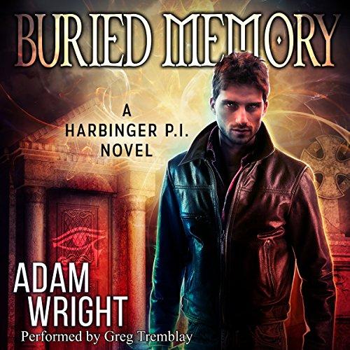 Buried Memory audiobook cover art