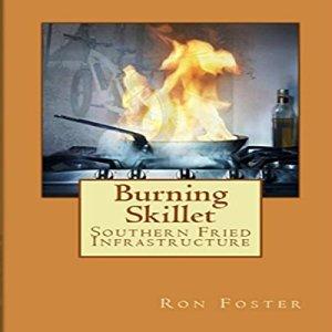 Burning Skillet audiobook cover art