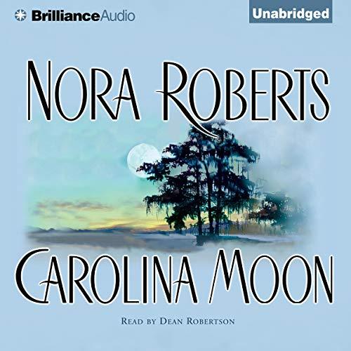 Carolina Moon audiobook cover art