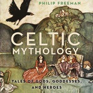 Celtic Mythology audiobook cover art