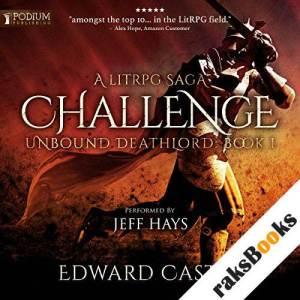 Challenge audiobook cover art