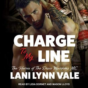 Charge to My Line audiobook cover art