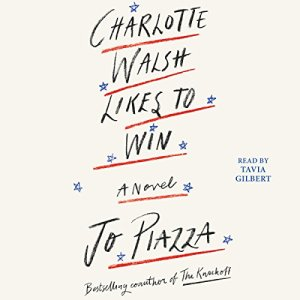 Charlotte Walsh Likes to Win audiobook cover art