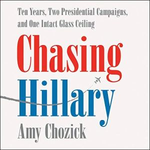 Chasing Hillary audiobook cover art
