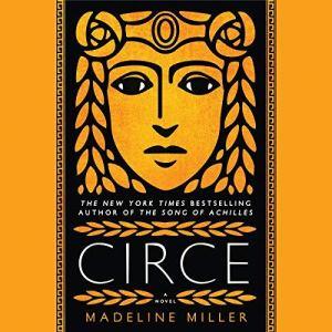 Circe audiobook cover art