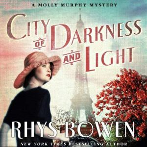 City of Darkness and Light audiobook cover art