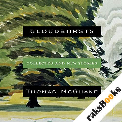 Cloudbursts audiobook cover art