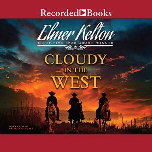 Cloudy in the West audiobook cover art