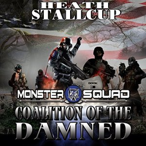 Coalition of the Damned audiobook cover art