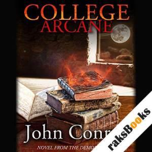 College Arcane audiobook cover art