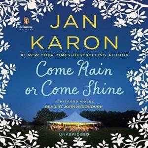Come Rain or Come Shine audiobook cover art