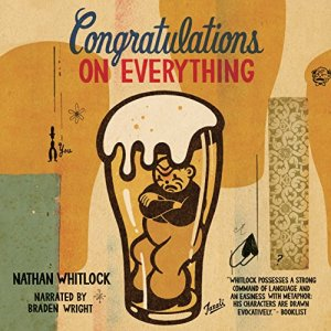 Congratulations on Everything audiobook cover art