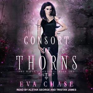 Consort of Thorns audiobook cover art