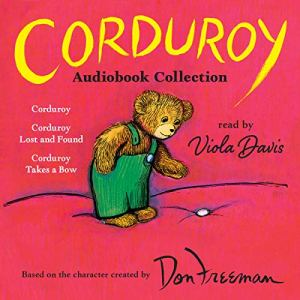 Corduroy Audiobook Collection audiobook cover art