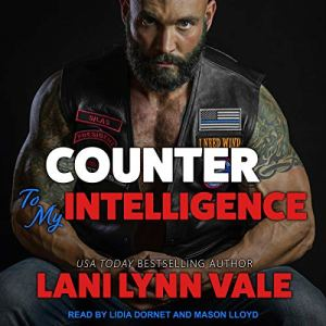Counter to My Intelligence audiobook cover art