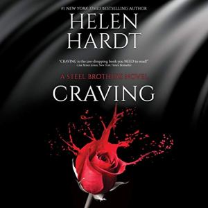 Craving audiobook cover art