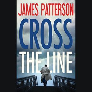 Cross the Line audiobook cover art