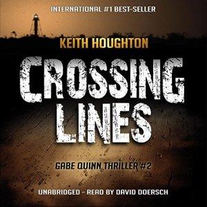 Crossing Lines audiobook cover art