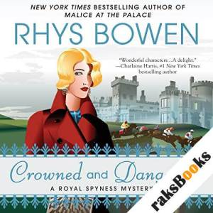Crowned and Dangerous audiobook cover art