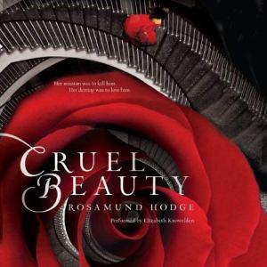Cruel Beauty audiobook cover art