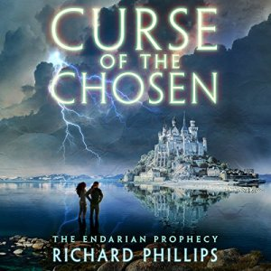 Curse of the Chosen audiobook cover art