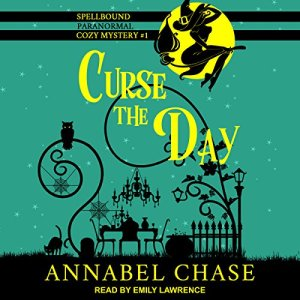 Curse the Day audiobook cover art