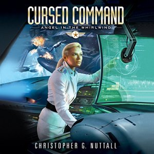 Cursed Command audiobook cover art