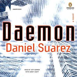 Daemon audiobook cover art
