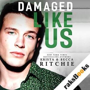 Damaged Like Us audiobook cover art