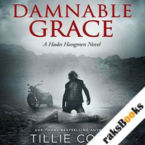 Damnable Grace audiobook cover art