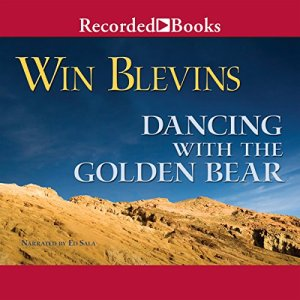 Dancing with the Golden Bear audiobook cover art