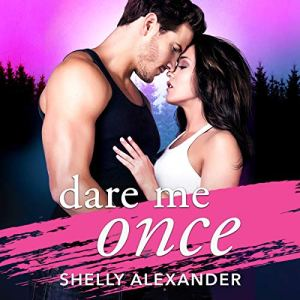 Dare Me Once audiobook cover art