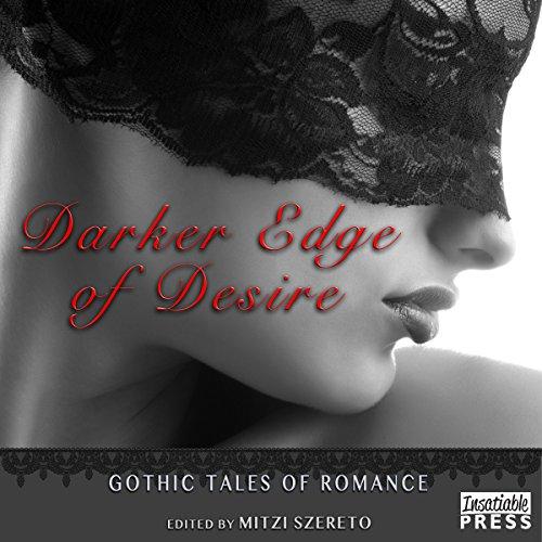 Darker Edge of Desire audiobook cover art
