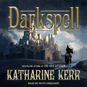 Darkspell audiobook cover art