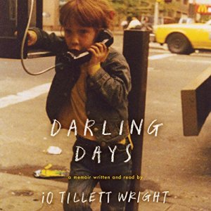 Darling Days audiobook cover art