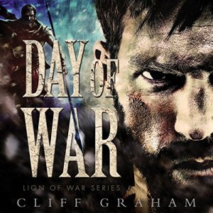 Day of War audiobook cover art